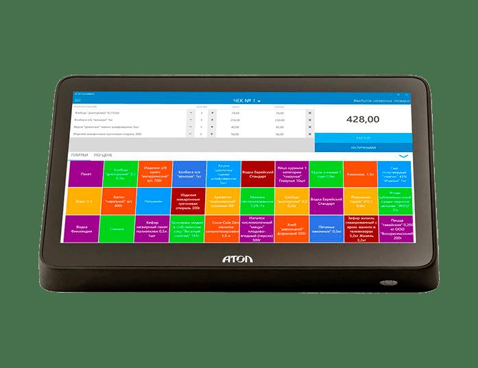 Касса-планшет для малого бизнеса